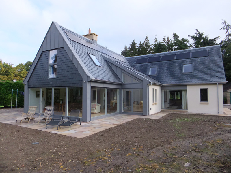 roofing and restoration scotland architectural cladding copper