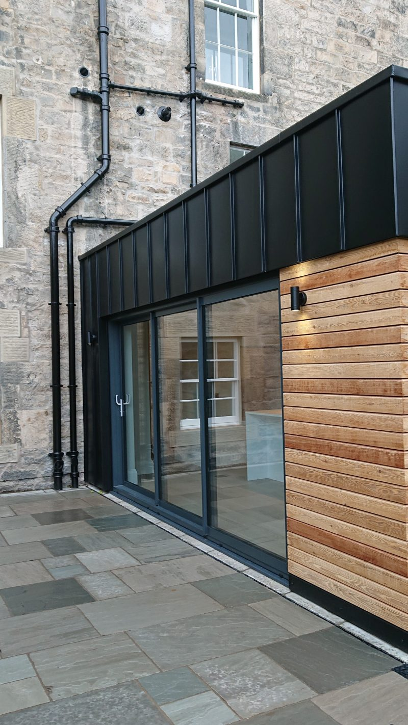 Roofing And Restoration Scotland Architectural Cladding